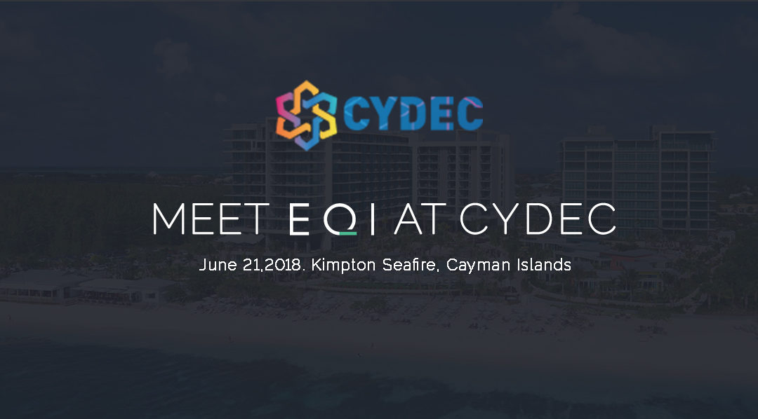 Meet EQI at CYDEC