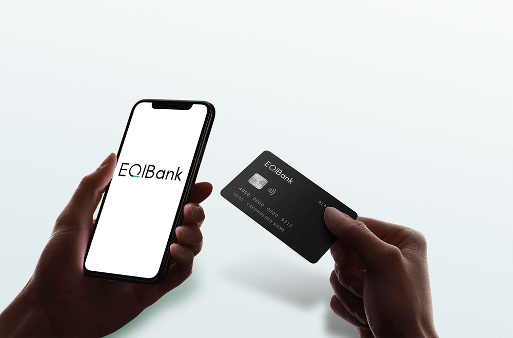 Helping global business travelers go further: EQIBank introduces the Global Secured Credit Card